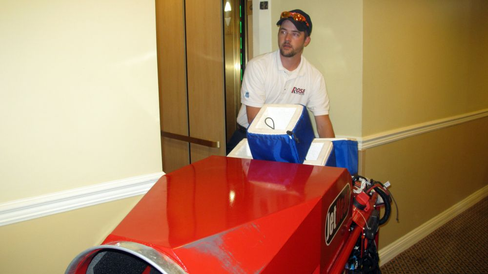 Rose Pest Solutions buys JetHeat Heater for Thermal Extermination
