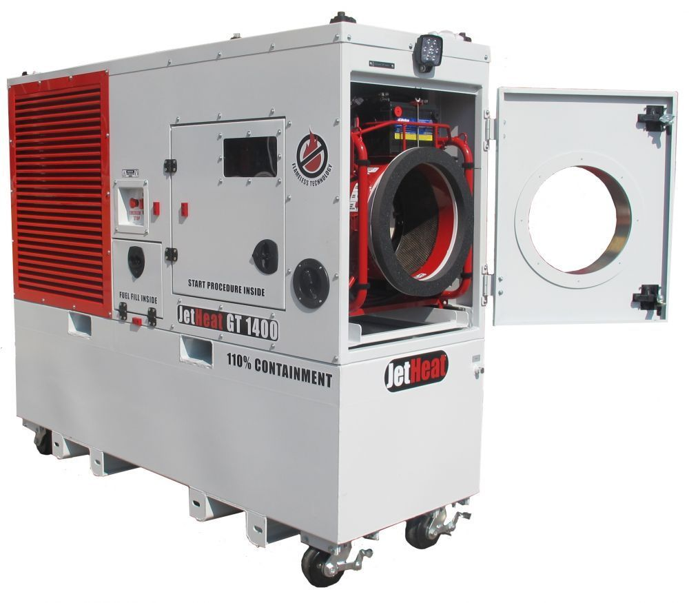 Portable, Industrial Heaters GT 1400 AP (All Purpose)